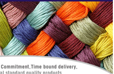 POLYESTER TEXTURED YARN exporters in india maufacturers in punjab ludhiana