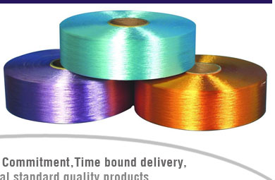 POLYESTER TWISTED YARN exporters in india maufacturers in punjab ludhiana